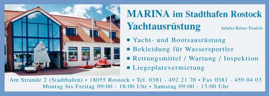 Marina Rostock